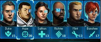 Shadow Wars team