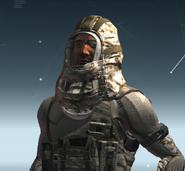 RNG-9 Hood TAN Cloack