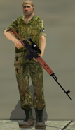 Russian Soldier 6