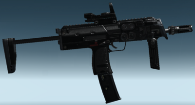 MP7-H C BLK art