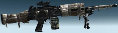 M249 PIP GHO art