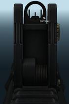 Vector iron sights