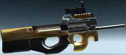 P90 war art