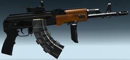 AKS-200R art