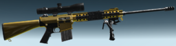 SR-25 SV WAR art