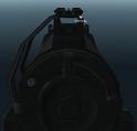 M960 iron sights