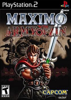 Maximo vs ArmyofZinps2cover