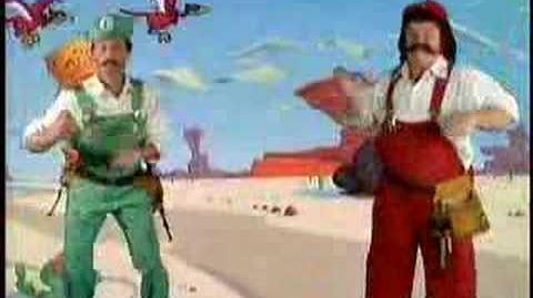 Super Mario Brothers Super Show Intro