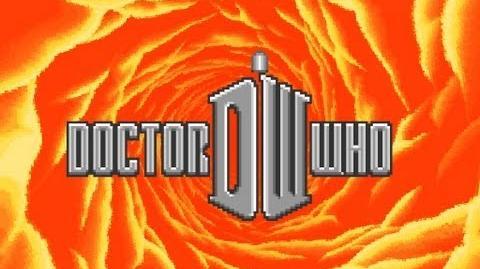 SNES 16-Bit Doctor Who Intro (2010)