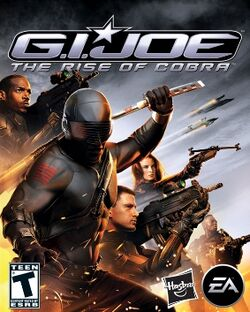 G.I. Joe The Rise of Cobra Cover
