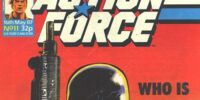 Action Force (weekly) 11