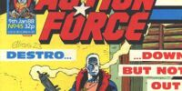 Action Force (weekly) 45