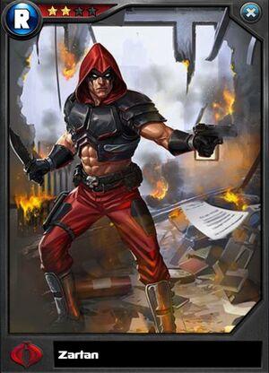 Zartanr2card