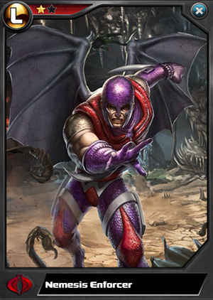 Nemesis Enforcer L1