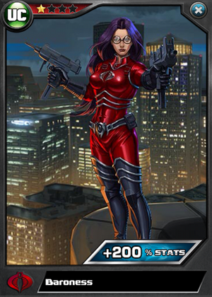 Baroness (Event) UC1