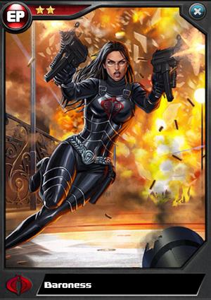 Baroness (Tactics) EP2
