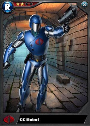 CC Robot R2