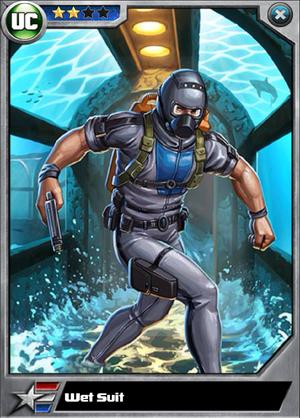 Wet Suit UC2