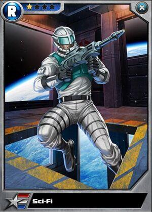 Sci-Fi R1