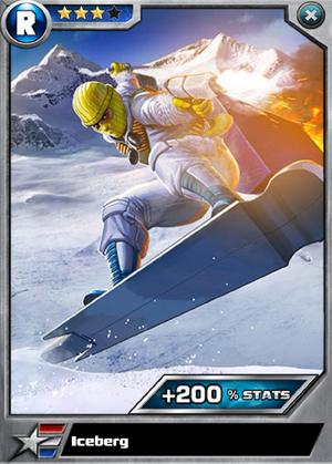 Iceberg R3