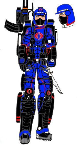 Cobra Trooper (Modern) 0004