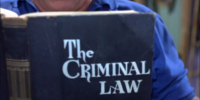The Criminal Law book