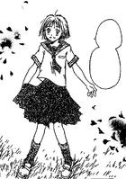 Hotaru in junior high