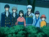 Gintama Episode 18