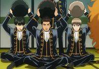 Hijikata, Kondou and Sougo Episode 295