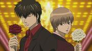 Hijikata and Sougo Episode 241