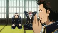 Tetsunosuke, Sougo and Kondou Episode 287
