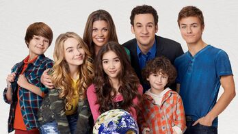 Cast of girl meets world5656