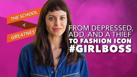 Sophia Amoruso on How to Be a GirlBoss with Lewis Howes
