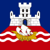 File:100px-Flag of Belgrade.png