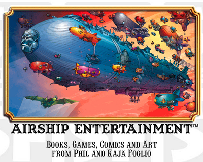Airship entertainment