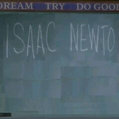 Isaac Newton (<a href=