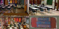 Mr. Matthews' History Classroom