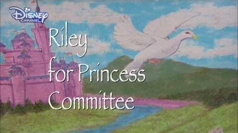 Girl Meets World - Riley For Princess Comitee - Disney Channel UK HD