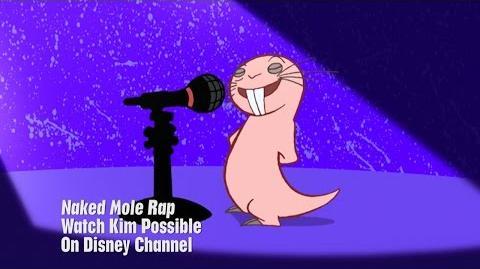 Naked Mole Rap Disney Channel