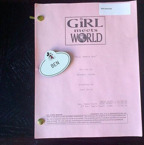File:Girl Meets Boy Script.jpg