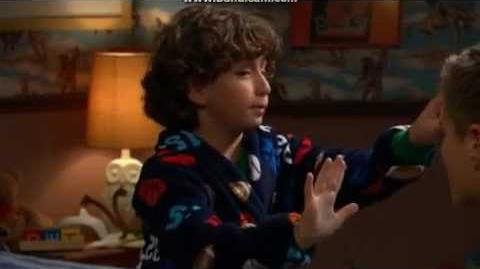 Auggie Tells Lucas He Is Riley's Only Brother Girl Meets World 2x22