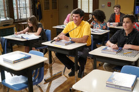 Bubba In Class