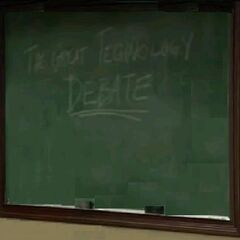 The Great Technology Debate (<a href=