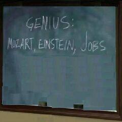 Genuis: Mozart, Einstein, Jobs (<a href=