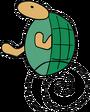 GUP TurtleSmall 8241