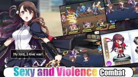 Girls X Battle Original Intro