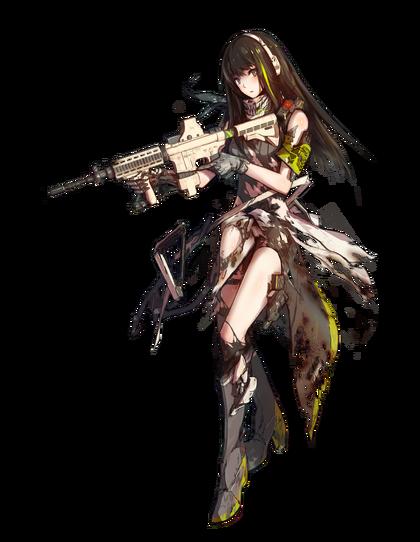 M4a1 dmg