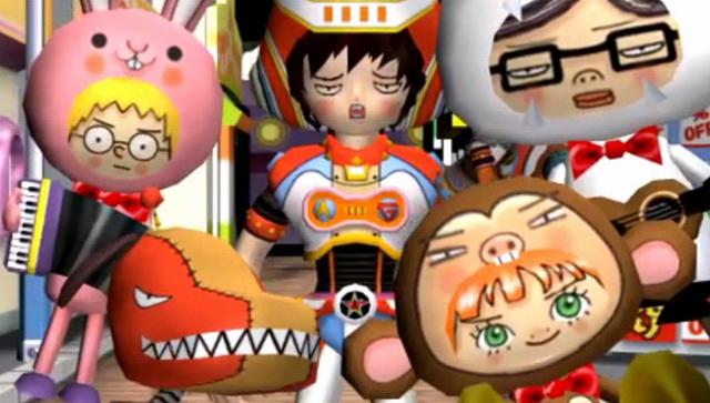 File:004 U-1 not happy about being Gitaroo man.png