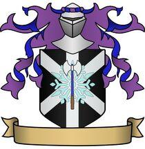 Glazfell Crest