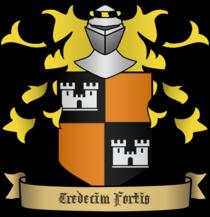 Cas-Teire Crest